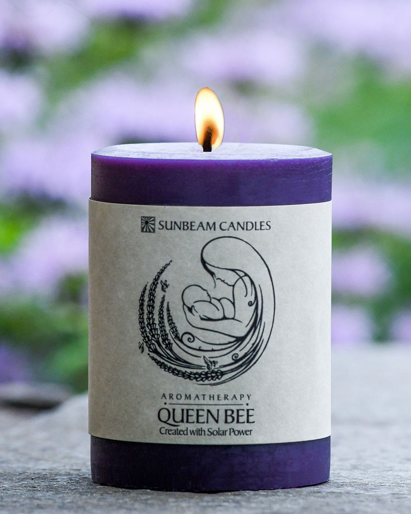 Queen Bee Candle