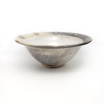 Serving Bowl With Blue Dots
