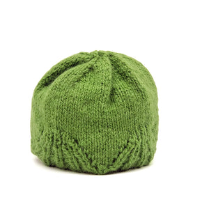 Load image into Gallery viewer, Green Baby Hat