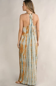 COPPER SUN MAXI DRESS