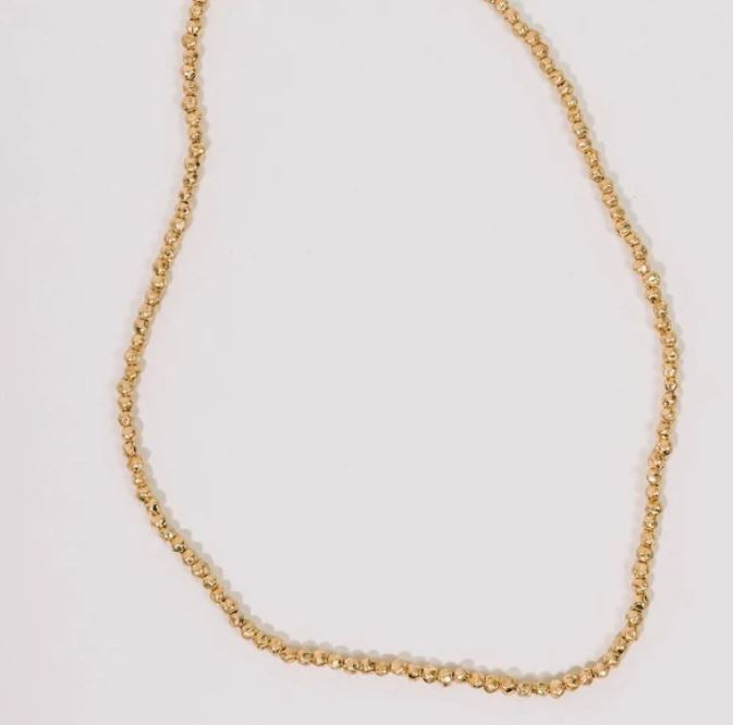 GOLDEN NECTAR NECKLACE