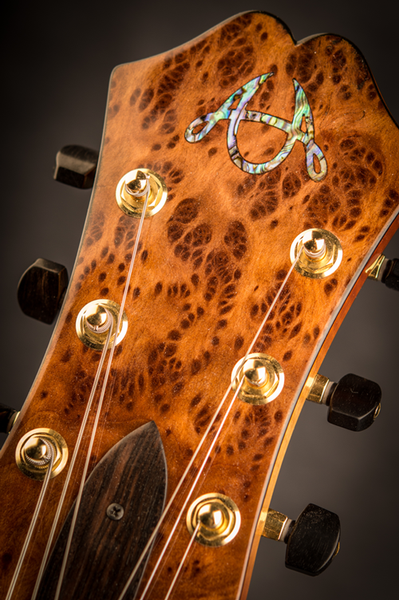 American Archtop Headstock