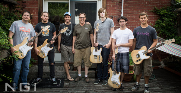 Fender Guitar Building School