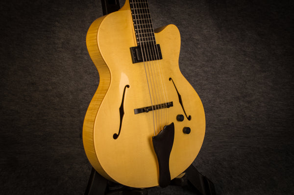 American Archtop  Bucky Pizzarelli Guitar Model