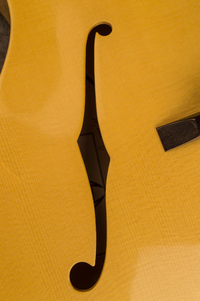Bucky Pizzarelli Archtop Guitar F Hole