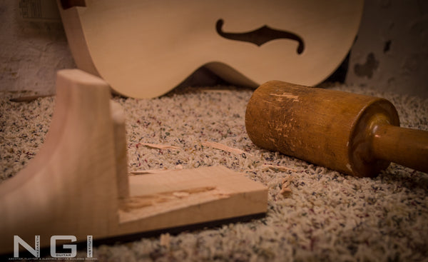 tools to build guitars