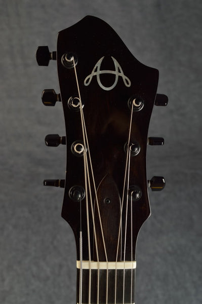 7 String Guitar Head Stock
