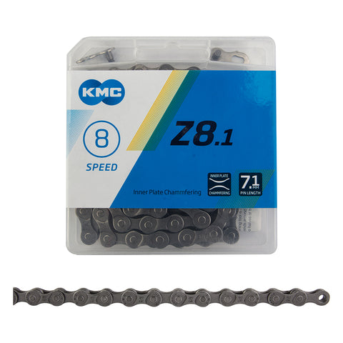 8 Speed Z8.1 KMC Chains