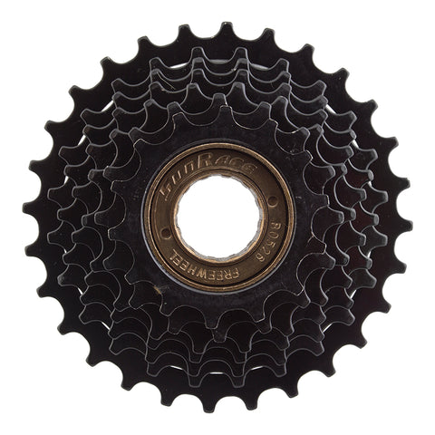 Sunrace MF-MO5 Freewheel Multi 14-28 7s Frict Black