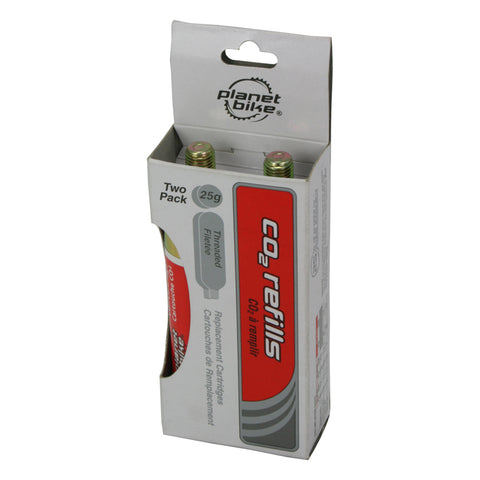 Planet Bike Cart 25g Threaded Card Of 2