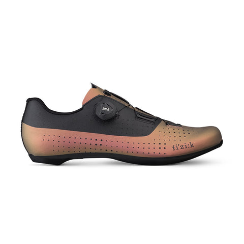 Fizik Tempo Overcurve R4 Iridescent Shoes Copper/Black