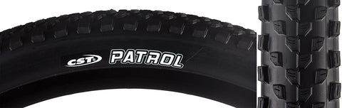 CST Primium Patrol 27.5x2.25 Black WIRE Tires
