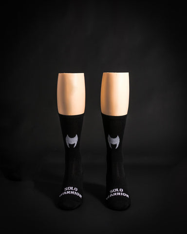 Leg Day Solo Warrior Socks