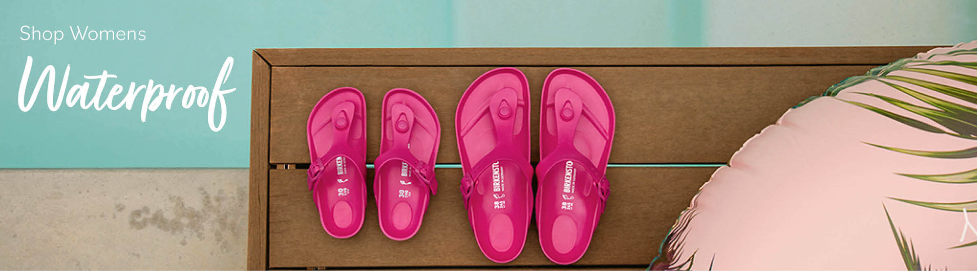Womens Water Proof