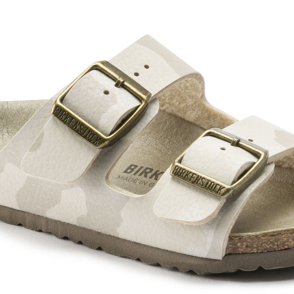 Arizona Birko Flor Kids (Narrow) - Camo Sand - 1015611