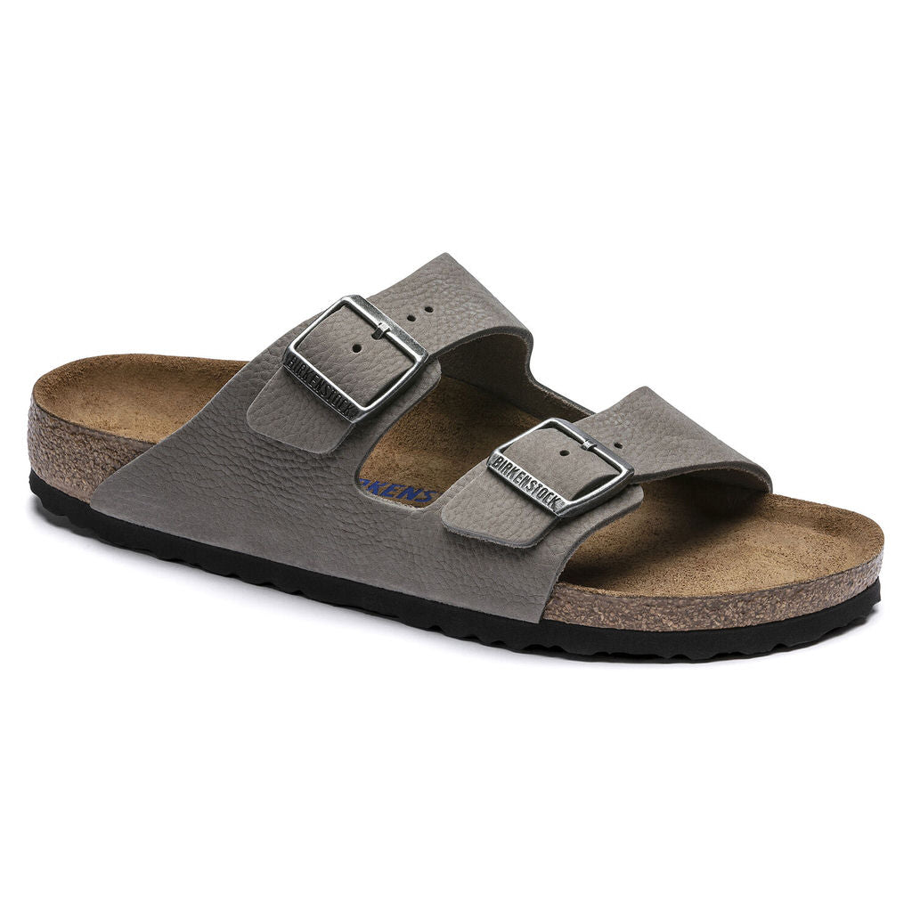 Arizona Nubuck Soft Footbed - Soft Whale Grey - 1017441