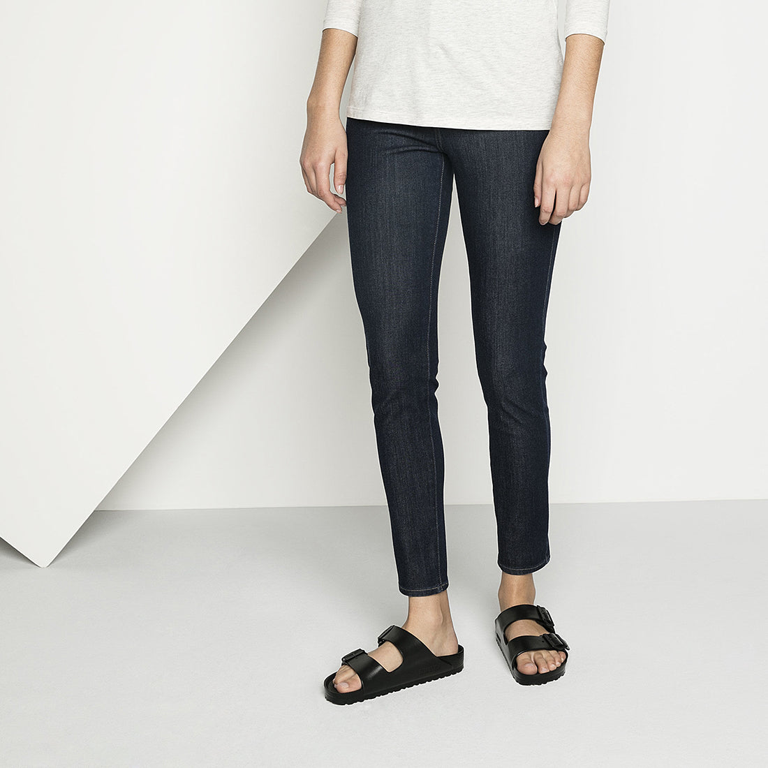 Arizona EVA (Narrow) - Black - 129423