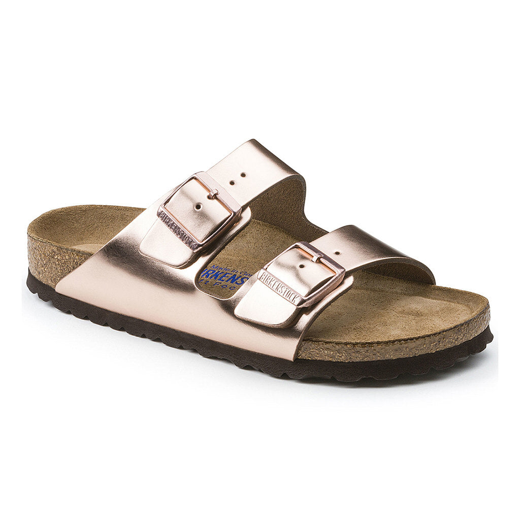 Arizona Leather Soft Footbed - Metallic Copper - 752721