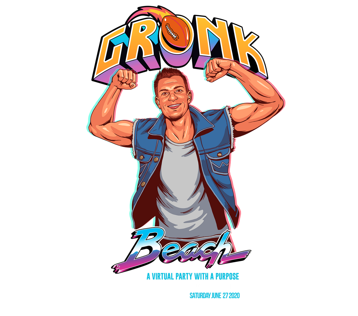 Team Gronk T-Shirt