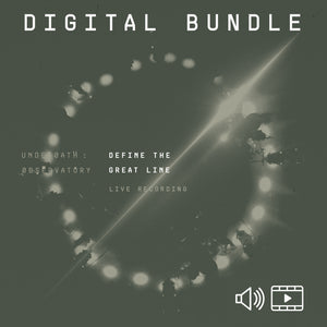 DEFINE THE GREAT LINE: AUDIO/VIDEO BUNDLE