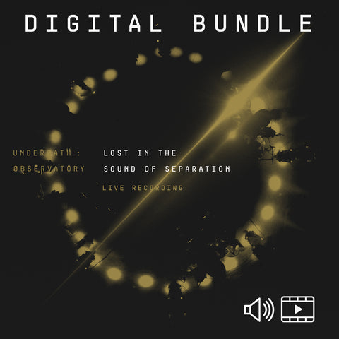 LOST IN THE SOUND OF SEPARATION: AUDIO/VIDEO BUNDLE