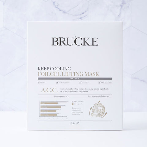 BRUCKE A.C.C. Lifting Mask (1 buc)