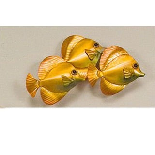 Triple gold tangs