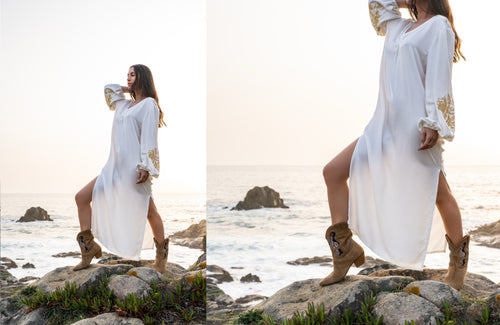 IBIZA CAMEL SUEDE BOOTS HANDMADE