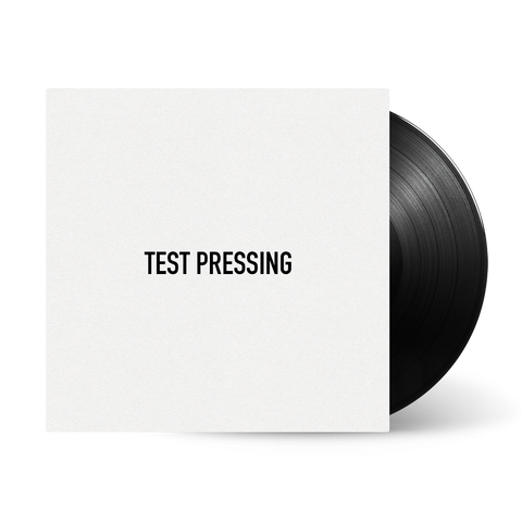 Palo Alto Test Pressing