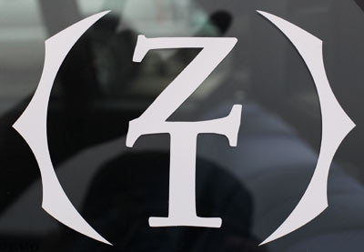 ZT Logo Decal