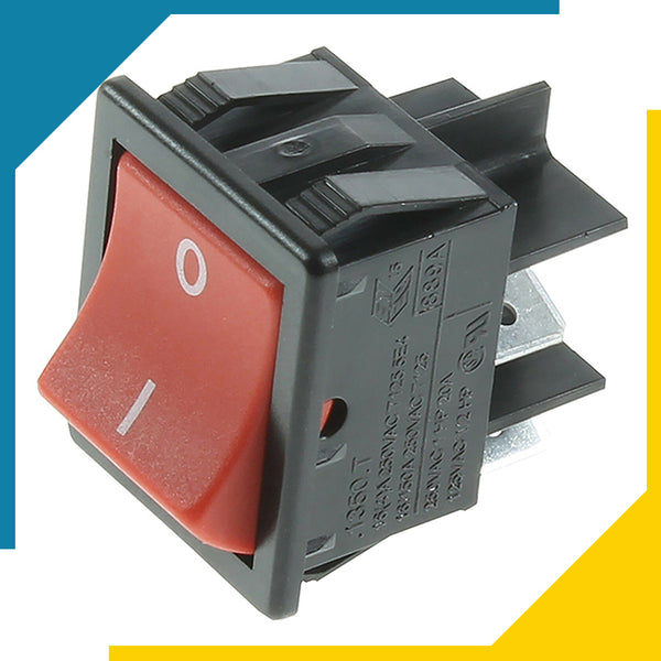 Vacuum Cleaner Switches