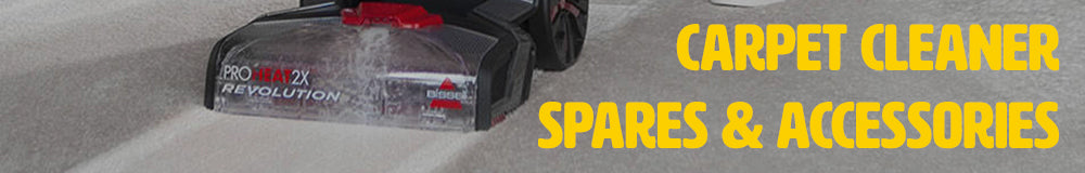 Carpet Cleaner Spares And Accessories