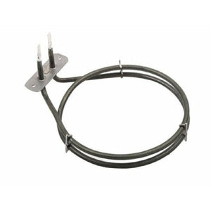 Beko CS100 CK100 MLB BD Series 1600w 2 Turn Fan Oven Element - Oven Spares