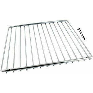 Universal Extendable Oven Shelf - 310 x 370 to 650mm - Adjustable Screw Fitting Type - Oven Spares