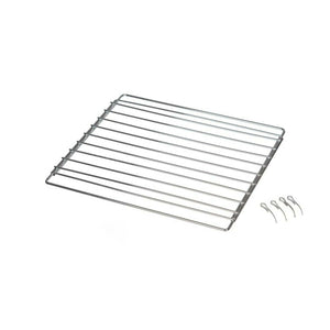 Universal Extendable Oven Shelf - 300 x 260 to 400mm - Adjustable Pin Fitting Type - Oven Spares
