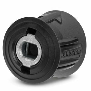 Genuine Karcher K Series Pressure Washer M22 Quick Release Coupling - Female Thread Connector
