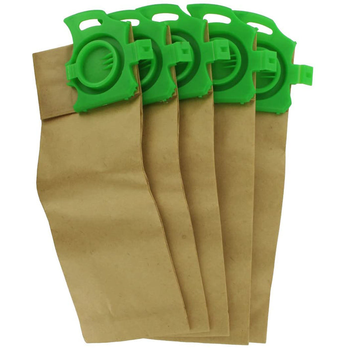 Sebo Felix Dart Paper Dustbags - Suitable For All Felix And Dart Models - Pack Of 5