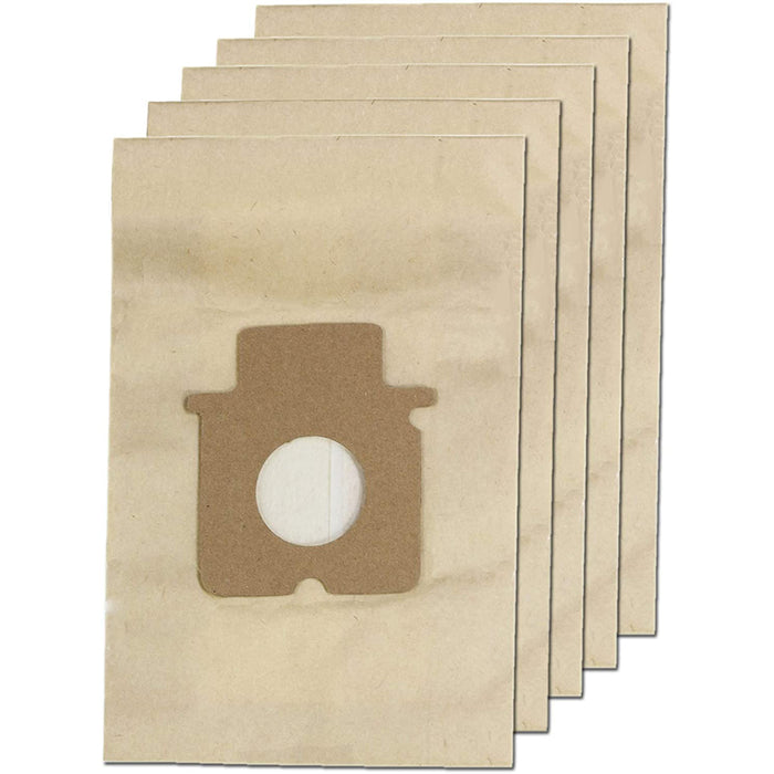 Panasonic C20E, C17 & C20E Vacuum Cleaner Bags - 5 Pack - Fits most cylinder Panasonics