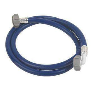 Cold Fill Hose 1.5 Meter - Blue Inlet - Dishwasher Spares