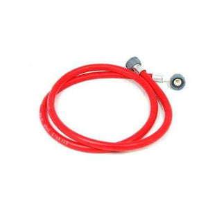 Hot Fill Hose 1.5 Meter - Red Inlet