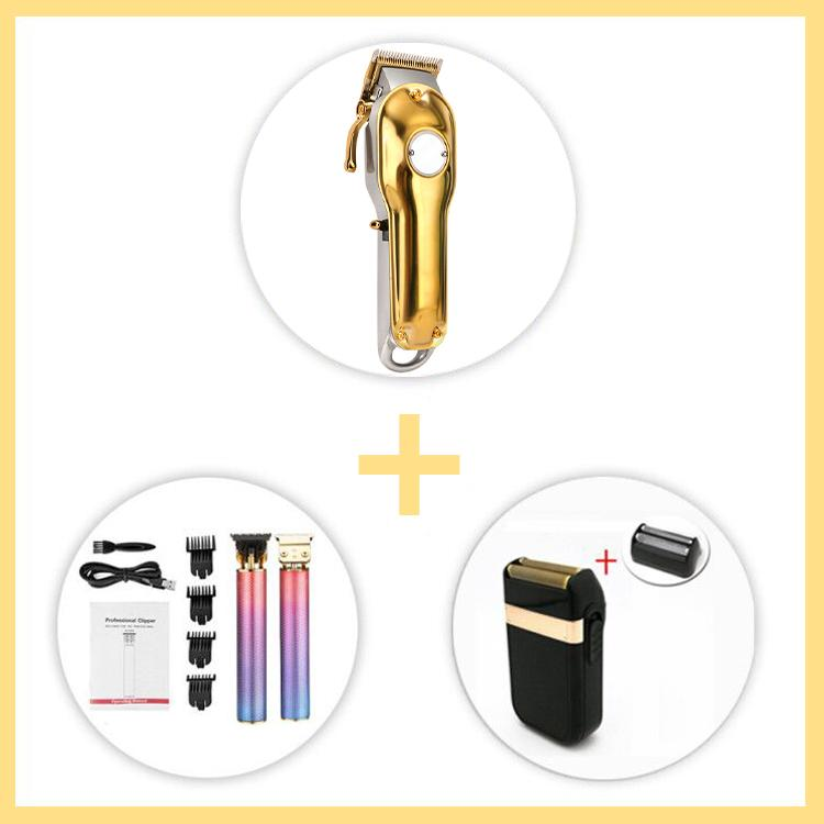 2020 New Cordless Zero Gapped Trimmer Hair Clipper