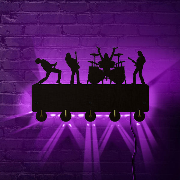 Rock Band Household Decor LED For Singer Idol