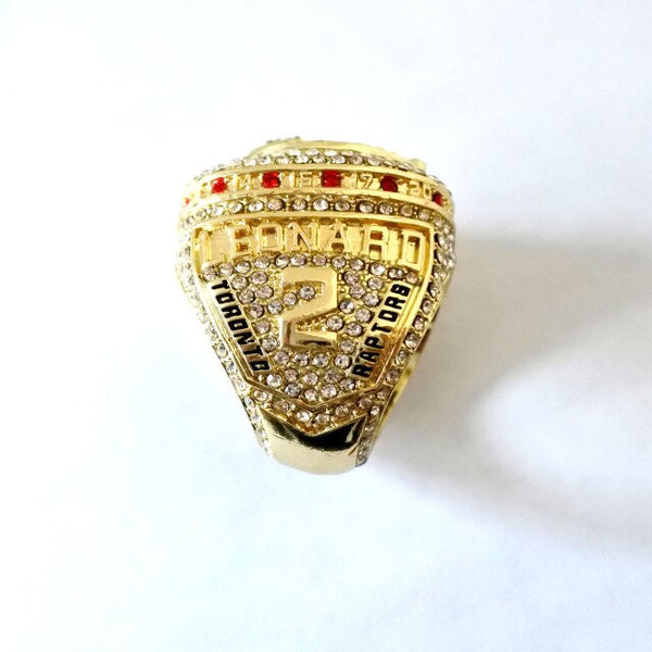 2019 Toronto Raptors Champion Ring