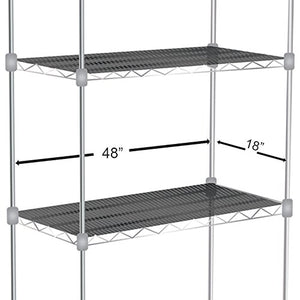 Sterling Shelf Liner (Set of 4)