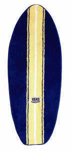 Blue Surfboard Rug