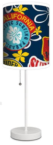 SURF RIDERS SURFER LAMP FROM EXTREMELY STOKED