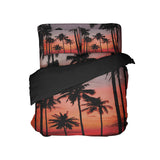 PALM TREES BEDDING PALM TREES PILLOWCASES AND SHEETS