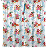 SURFER GIRL WINDOW CURTAINS FROM SURFER BEDDING