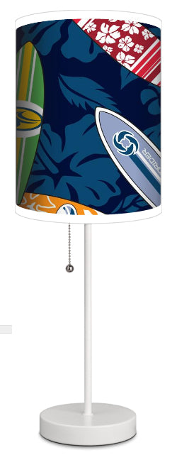 Extremely Stoked Classic Surfboards Lamp