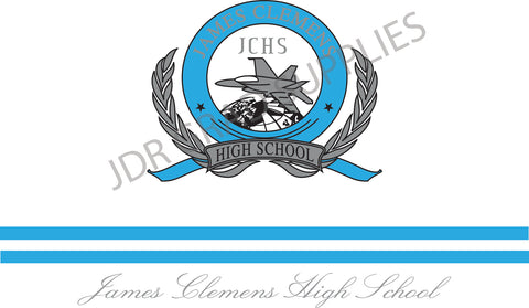James Clemens Custom Announcements (Pack of 25)